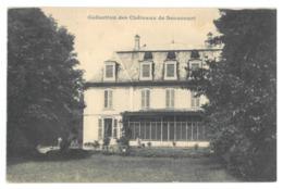 90 Beaucourt, Collection Des Chateaux. Carte Inédite (10151) - Beaucourt