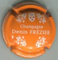 CAPSULE-CHAMPAGNE FREZIER Denis N°07 Orange & Crème - Altri