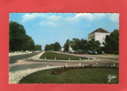 STELLA-PLAGE - Les Pelouses - Boulevard Labrasse - 1964 -(Vieilles Voitures) - - France