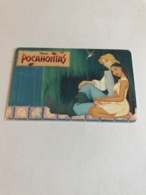 Argentina - Disney Thematic Chipcard - Argentine