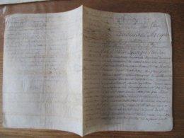 HONFLEUR LE 25 MARS 1750 PARCHEMIN GEORGES CARDON FILS ET HERITIER D PIERRE DEMEURANT EN LA PAROISSE DE MARTINVILLE ET - Manuskripte