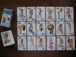 """Playing Cards """"Artzy Basheff"""". Erotic, Erotic Pictures, Nude - Group Games, Parlour Games"""