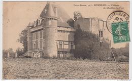 BOUSSAIS CHATEAU DE CHATILLON LA TOUR  TBE - Otros Municipios