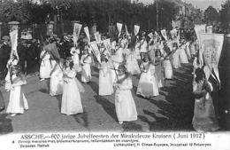 Assche Asse - 600 Jarige Jubelfeesten Der Mirakuleuze Kruisen (top Animatie) - Asse