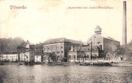 Vilvorde - Moulins Des Trois-Fontaines (Marco Marcovici... Maar ZIE Bovende Kant....) - Vilvoorde