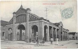 DIENVILLE: LA HALLE - France