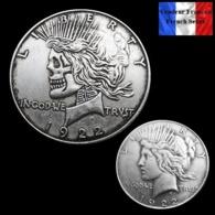 REPRODUCTION Hobo - Dollar Double Face 1922 1922 - Etats-Unis