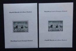 BELGIE  1941    Blokken 13 - 14     Postfris **       CW  21,00 - Blocs 1924-1960