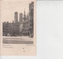 MUNCHEN  -  Marienplatz  - - Muenchen
