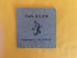 Luxembourg - Insenborn - Token , Jeton De Café - Café Kler - Autres