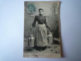 GP 2019 -  2159  Nout' Laitière  (carte Au Départ De Rochefort-sur-Mer)   1905    XXX - Francia