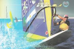 2011 Argentina Windsurfer Complete Souvenir Sheet MNH - Ungebraucht
