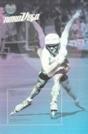 2011 Argentina Roller Skater Complete Souvenir Sheet MNH - Ungebraucht