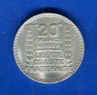 20  Fr  1938 - L. 20 Francs