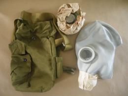 Masque à Gaz Russe Pour Adulte - Equipement
