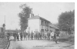 Porte D'Achères - Acheres