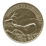 Monnaie De Paris , 2014 , Bozouls , Canyon De Bozouls - Monnaie De Paris