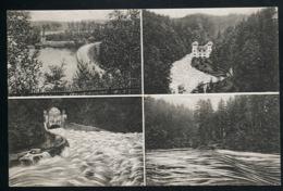 AK/CP  Queis  Marklissa  Talsperre  Hochwasser   Ungel/uncirc. 1920   Erhaltung/Cond. 1-   Nr. 00931 - Schlesien