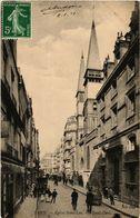 CPA PARIS (1e) Eglise Saint-Leu Rue Saint-Denis (537150) - Kirchen