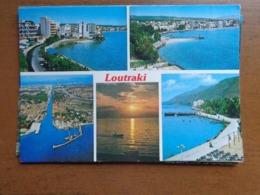 Griekenland - Greece / Loutraki -> Written - Grecia