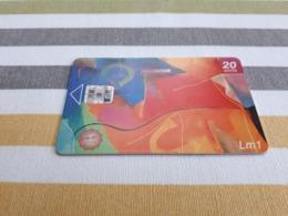 Malta - Very Rare Private Chipphonecard - Malta