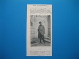 (1914) HANSI, Fantassin Français - Sin Clasificación