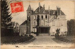 CPA FOURCHAMBAULT - Chateau De La Garenne (457230) - Frankreich