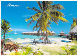Polynésie Française- Hotel SOFITEL IAORA MOOREA (Ia Ora) (vélo Vélos Cycles) (photoTeva Sylvain Tahiti 1139)@*PRIX  FIXE - Polynésie Française