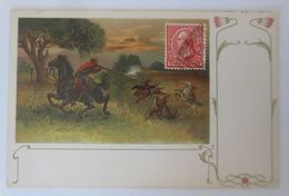 Western, Wild West, Cowboy, Indianer,   1900 ♥   - Indiens De L'Amerique Du Nord