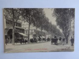 Nice - Avenue De La Gare - Places, Squares
