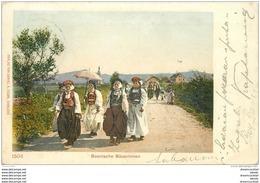 BOSNIE. Bosnische Bäuerinnen 1903 - Bosnie-Herzegovine