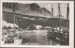 PODGORA DALMAZIA HRVATSKA CROAZIA, PC, Circulated - Kroatien