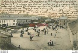 WW IRLANDE. Railway Square And Marine Terrace Tramore 1905 - Ireland