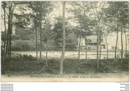 WW 35 BOURG-DES-COMPTES. Chute D'eau à La Courbe 1913 - France