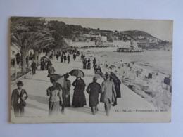 Nice - Promenade Du Midi - Places, Squares