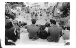 GRANDE PHOTO JUNTOS CONSTRUYENDO UNE VIDA MEJOR  LIEU NON IDENTIFIE PHOTO ORIGINALE FORMAT 20 X 13 CM - Lieux