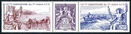 POLYNESIE 2012 - Yv. 1009 Et 1010 **   Faciale= 4,20 EUR - 1ers Timbres Des Ets Fr D'Océanie (2 Val.)  ..Réf.POL24936 - Polynésie Française