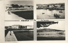 PAŠMAN DALMAZIA HRVATSKA CROAZIA, PC REAL FOTO,circulated 1965 - Kroatien