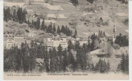 CPA SAINT-GERVAIS-LES-BAINS (74) SPLENDID-HÔTEL - Saint-Gervais-les-Bains