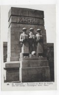 SOISSONS - N° 62 - MONUMENT AUX MORTS DES ANGLAIS 1914 / 1918 - BRITISH MONUMENT - CPA NON VOYAGEE - Soissons