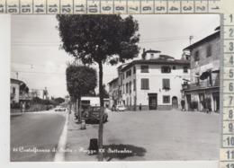 CASTELFRANCO DI SOTTO PISA PIAZZA XX SETTEMBRE + AUTO - Pisa