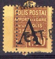 FRANCE ( COLIS POSTAUX ) : Y&T  N° 81  TIMBRE  BIEN  OBLITERE , A  VOIR . - Oblitérés
