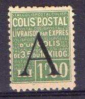 FRANCE ( COLIS POSTAUX ) : Y&T  N° 85  TIMBRE  NEUF  AVEC  TRACE  DE  CHARNIERE , A  VOIR . - Colis Postaux