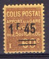 FRANCE ( COLIS POSTAUX ) : Y&T  N° 88  TIMBRE  NEUF  AVEC  TRACE  DE  CHARNIERE , A  VOIR . - Colis Postaux