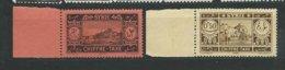 SYRIE TAXE N° 32+35 ** TB - Syrie (1919-1945)
