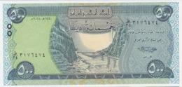 Iraq NEW - 500 Dinars 2018 - UNC - Iraq