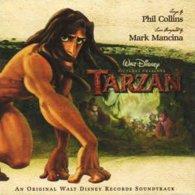 Disney's Tarzan By Phil Collins - Filmmusik