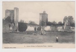 Ancien Chateau De Blandy-les-tours Interieur - Otros Municipios