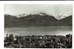 CP-Carte Postale-Suisse-Vaud-Morges- Vur Sur Le Mont Blanc-1958 VM9427 - VD Vaud
