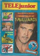 TELE JUNIOR  N° 7  ( DAVE / LEE MAJORS )  1978 - Bücher, Zeitschriften, Comics